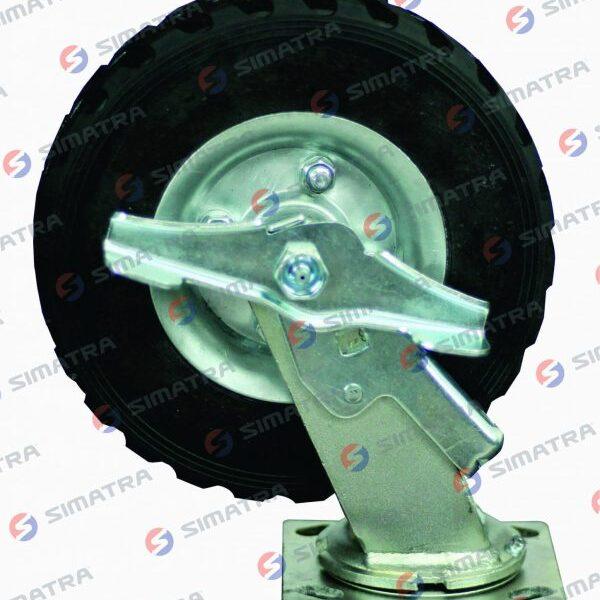 "rodaja-giratoria-8x2""-hule-industrial-freno-lateral"
