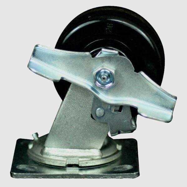 rodaja-giratoria-resina-freno-lateral