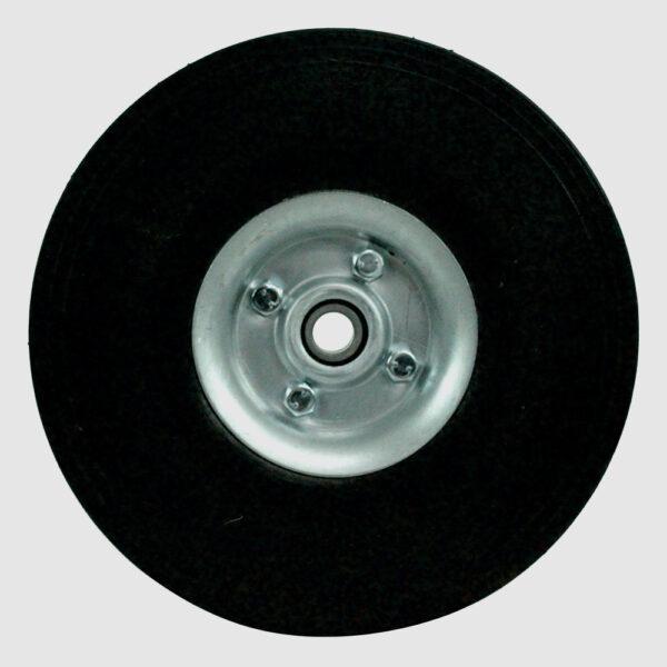 """rueda-diablito-carga-10""""-hule-lisa"""